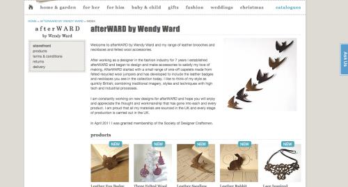 afterward by wendy ward