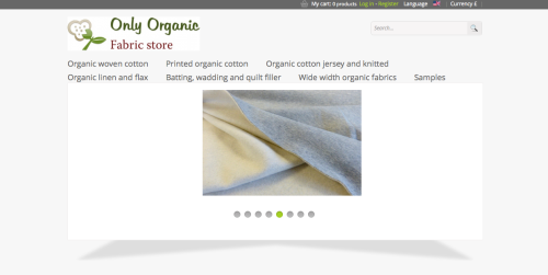 Only Organic Fabric