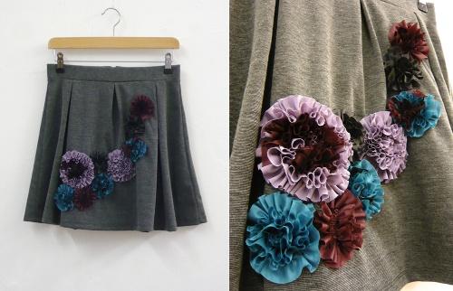 skirt customising