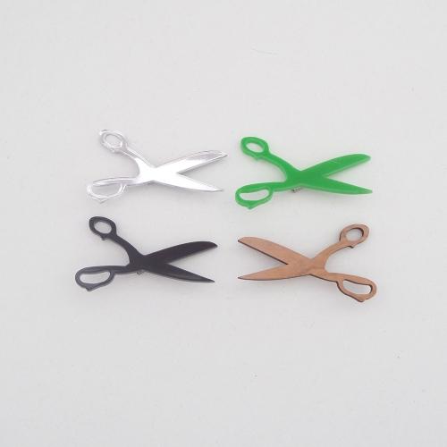 scissor badges