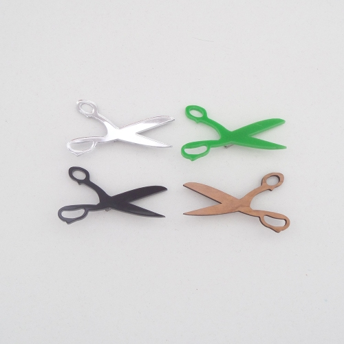 scissor badges