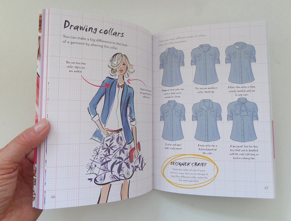 Fashion Design For Kids Wendy Ward