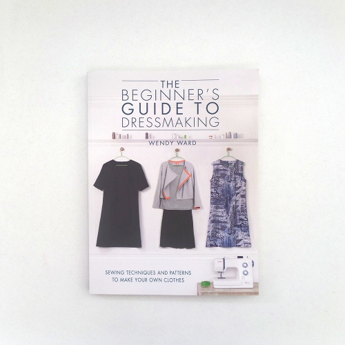 beginners guide to dressmaking cover