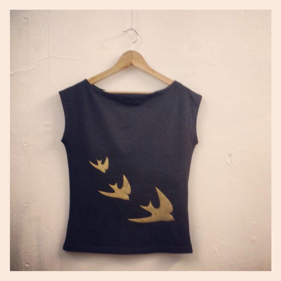 t-shirt customising