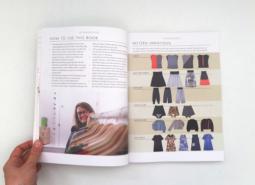 beginners guide to dressmaking project summary