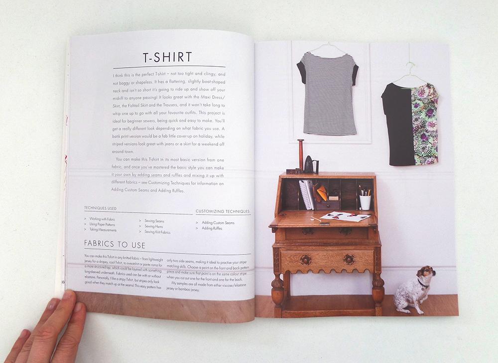 beginners sewing book   Wendy Ward