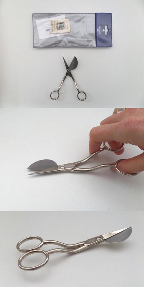duckbilledscissors