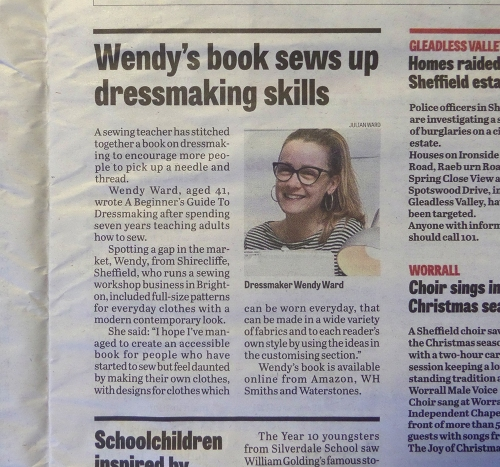 Sheffield Star - Wendy Ward