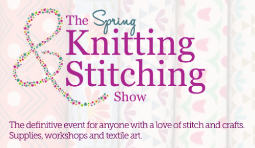 spring knitting & stitching show olympia