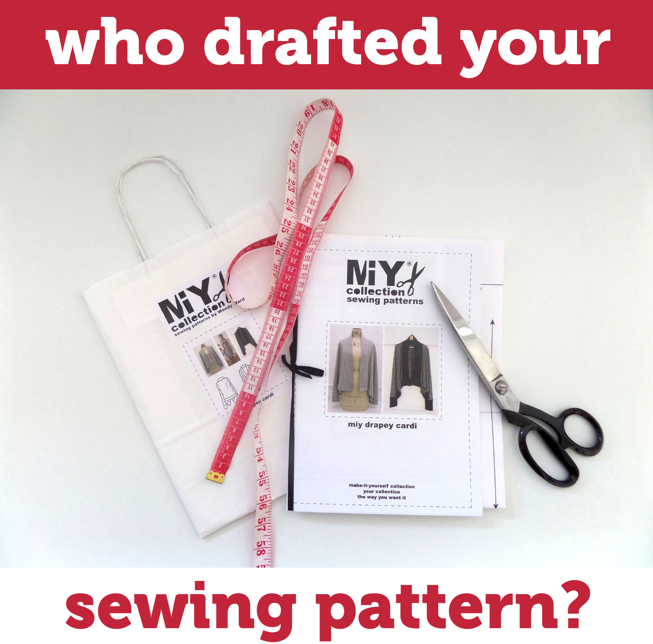 well drafted sewing patterns | Wendy Ward