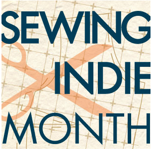 Sewing Indie Month 2015