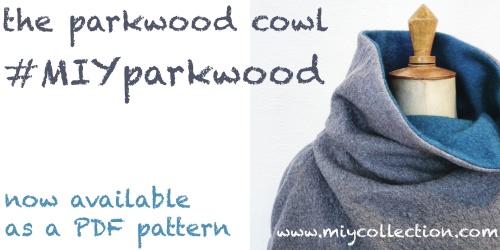 Parkwood cowl pdf pattern