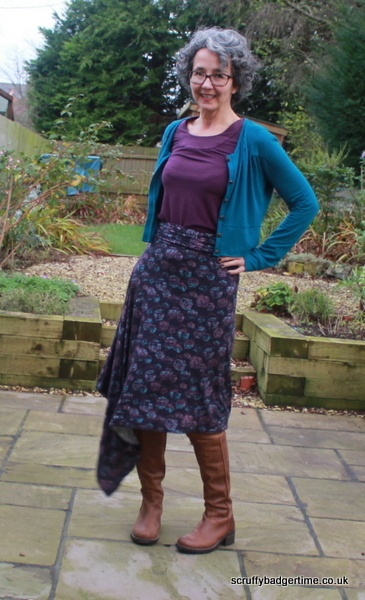 Tapton skirt by scruffybadger