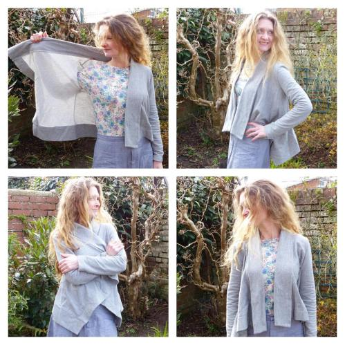 MIY Longley Cardi Review by Very Kerry Berry