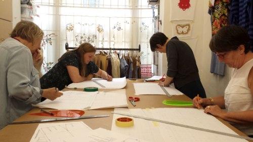 MIY Workshop sewing classes brighton