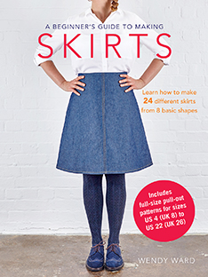 beginners guide to skirts by Wendy Ward