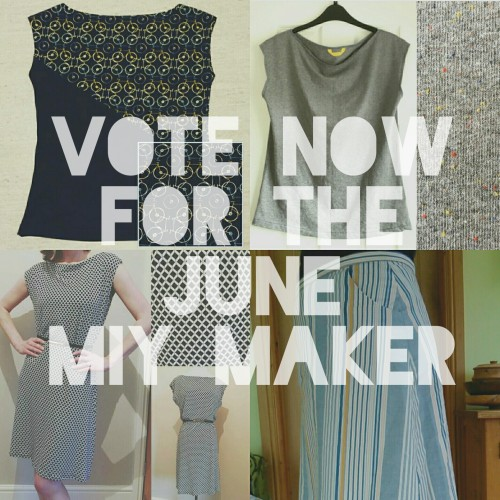 June MIY Maker