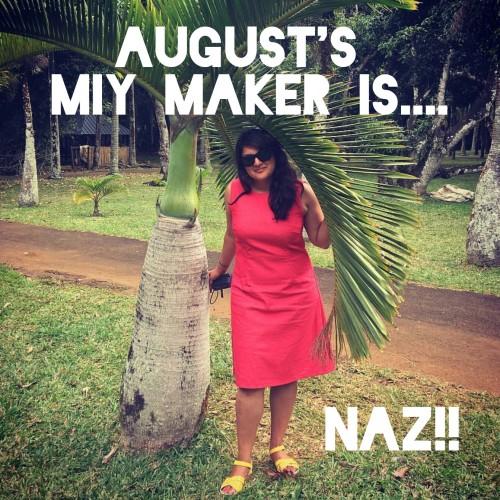 MIY Maker - August