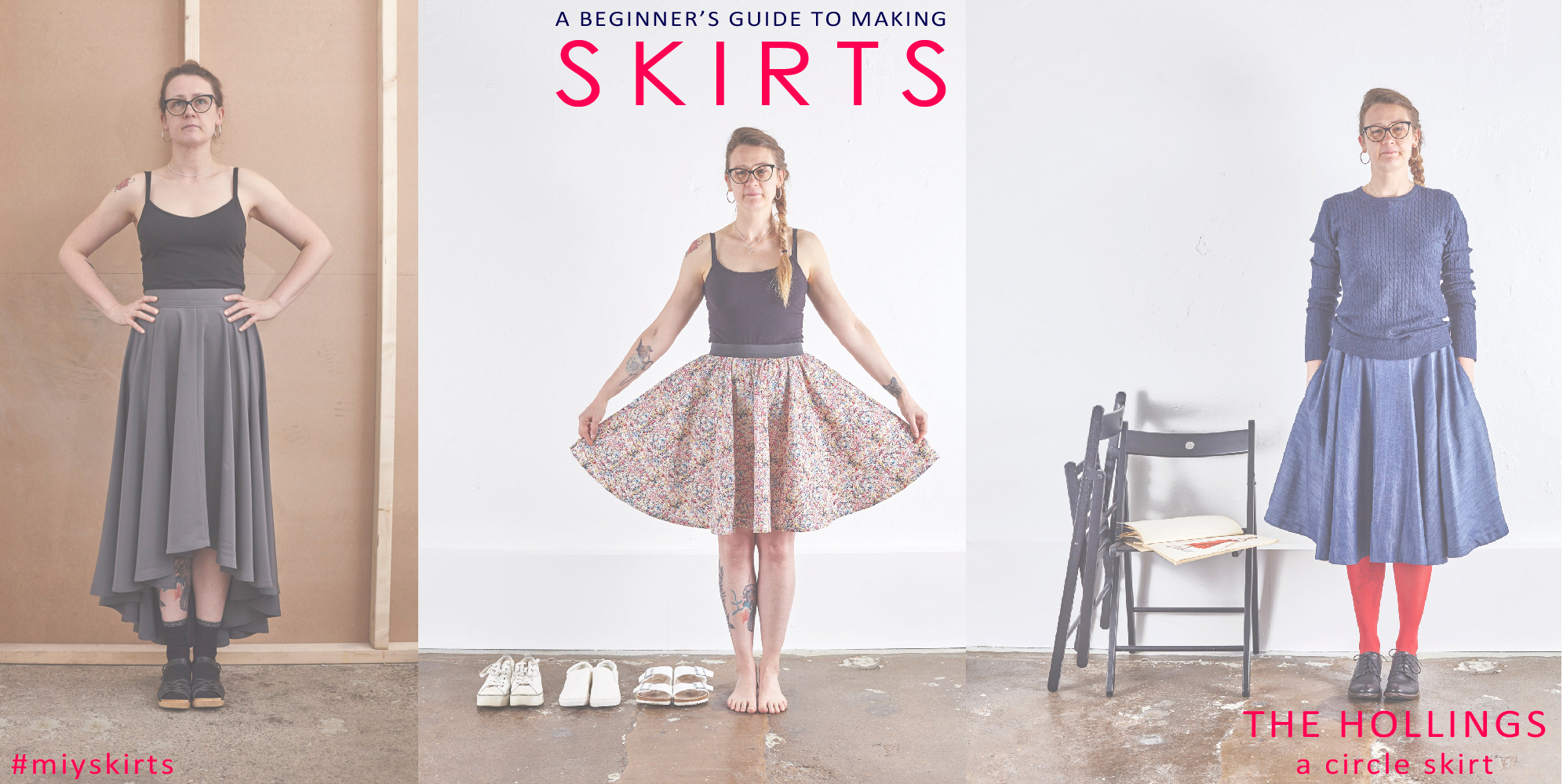 Beginner's Guide to Making Skirts – The Hollings Skirt ...