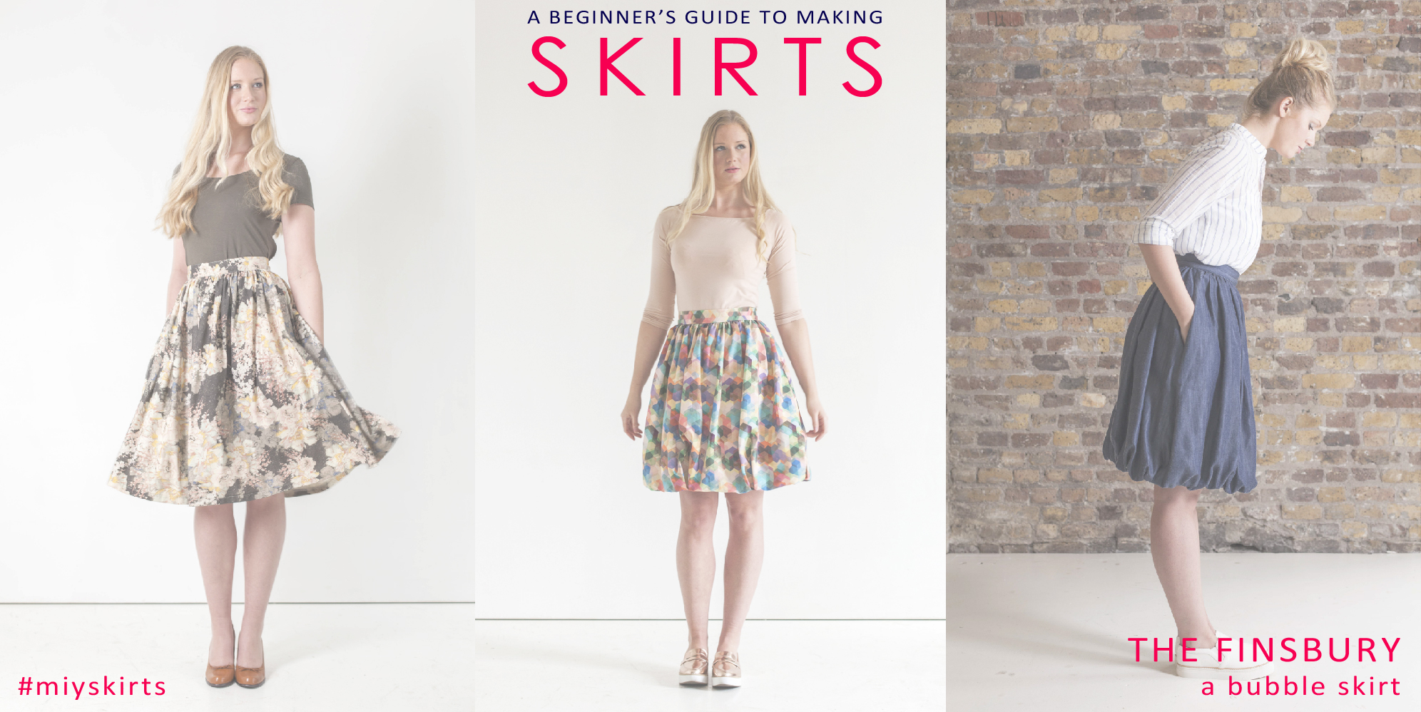 Beginner's Guide to Making Skirts – The Finsbury Skirt ...