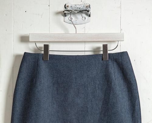 skirt waist facing