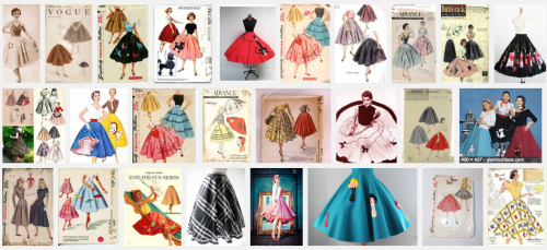 storyline circle skirts