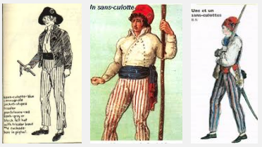 french revolution sans culottes