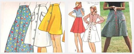 brighton skirt