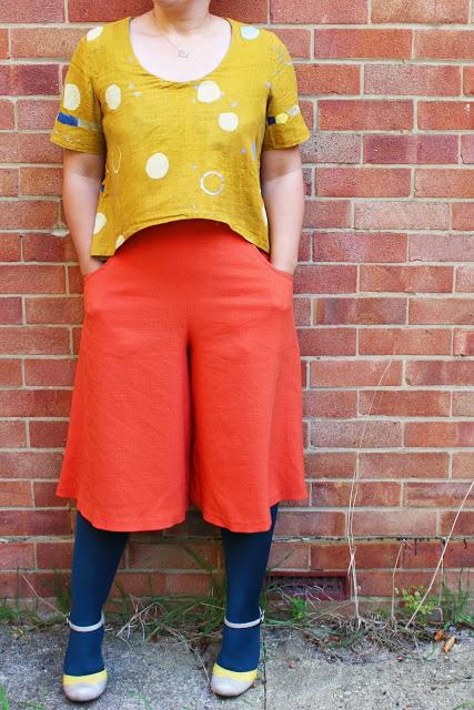 marilla walker roehampton culottes