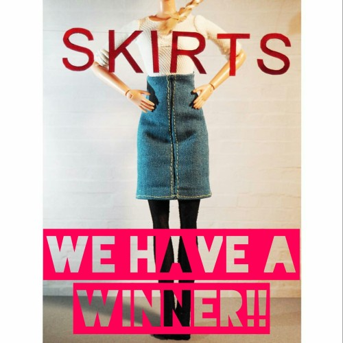 MIY skirts winner