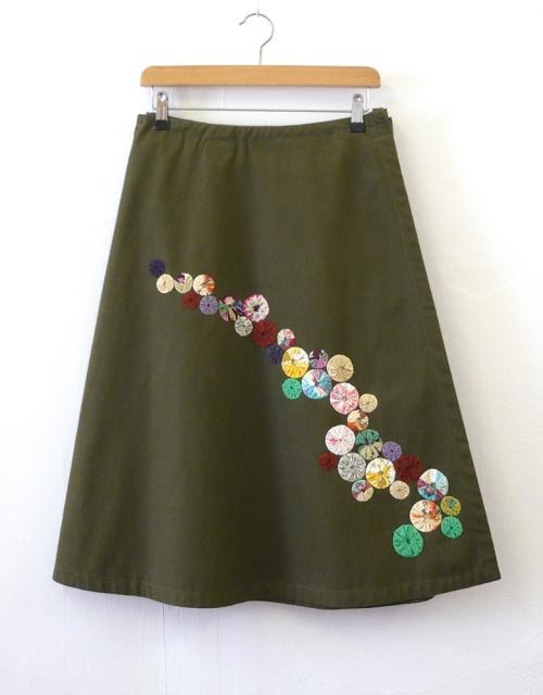 yo-yo skirt