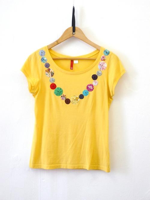 yo-yo's t-shirt