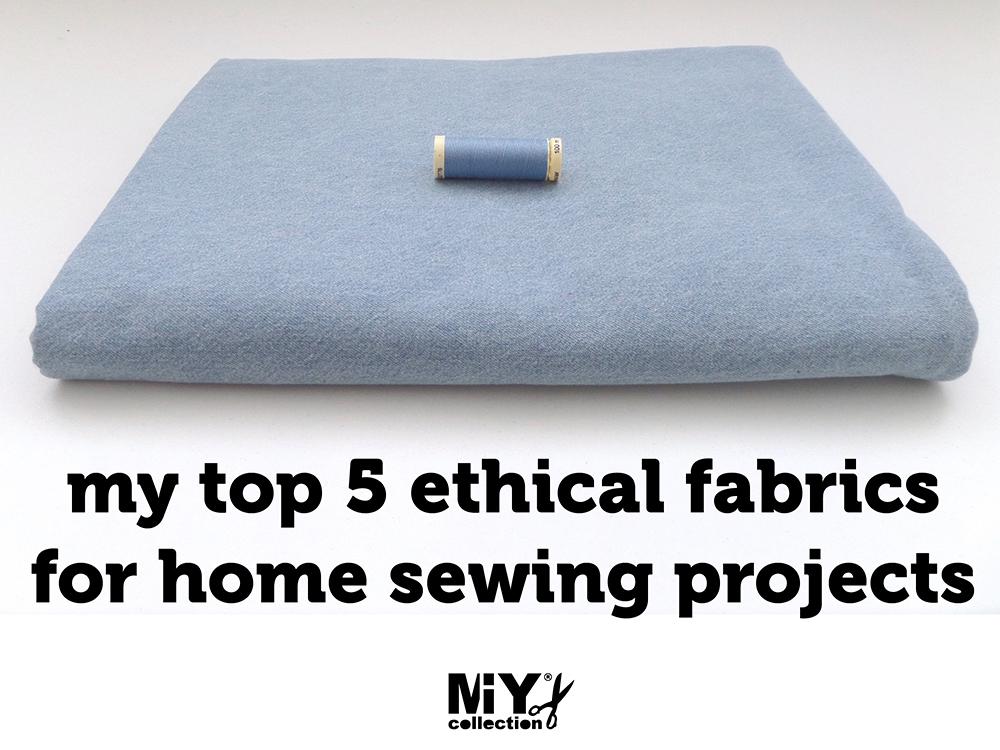 top 5 ethical fabrics
