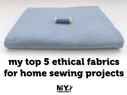 top 5 ethical fabrics