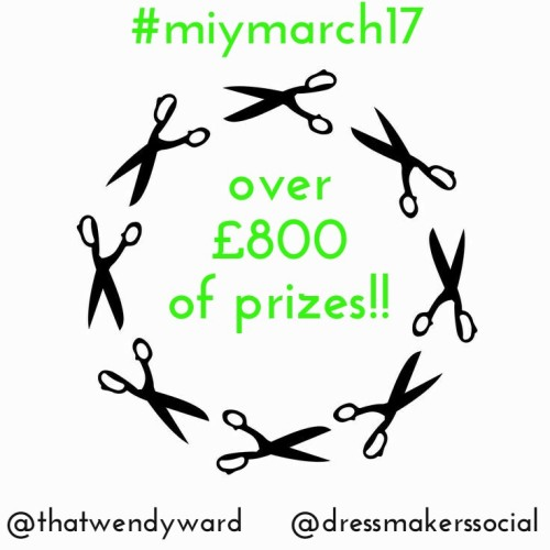 MIY March prizes