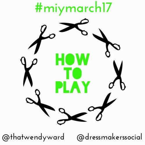 MIY March rules