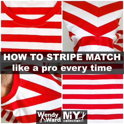 stripe matching tips