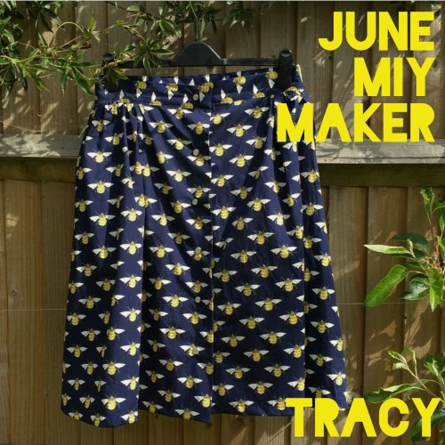 MIY Maker sewing challenge
