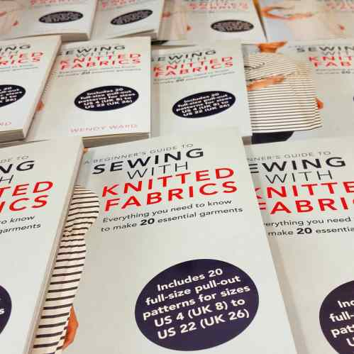 sewing with knitted fabrics