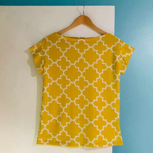 beginner's guide to dressmaking t-shirt