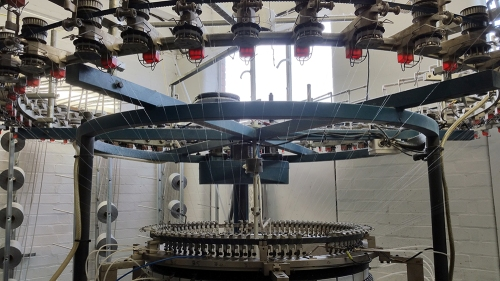 UK textile industry