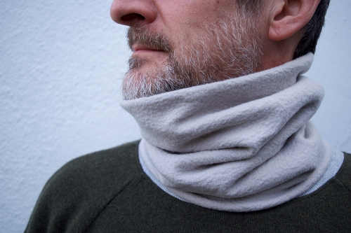 how to make a snood