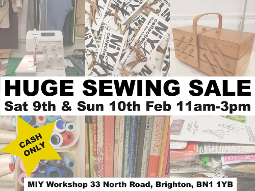 brighton sewing