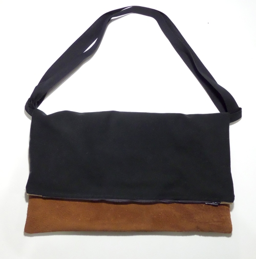 how to make a shoulder bag